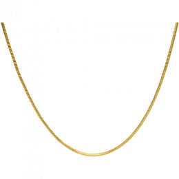 Gold-Filled Snake Chain 20""