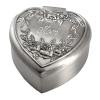 Roses Remembrance Heart Keepsake Urn
