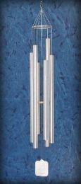 2XX Super 6-Note Treasure of Heaven Wind Chimes  - Urn with Kit