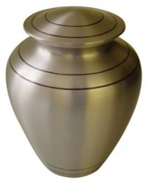 Provincial Bronze Adult Cremation Urn