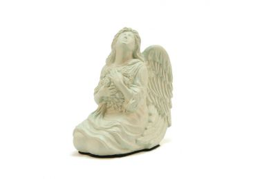 Angel Keepsake Urn Ivory 10 Cu. In.