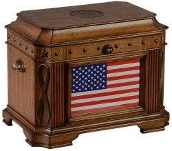 Patriot Life Chest       Special 4 TH. Of July Sale  Extended