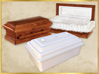 TLC Infant Combination Vault and Casket Medium