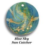 Sun Catcher Cremation Keepsakes  Urns