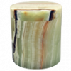 Marble Onyx Pet Cremation Urn Burma Teak 108 Cu.In.