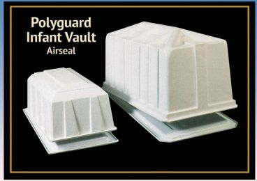Polyguard Airseal Infant Vault Large