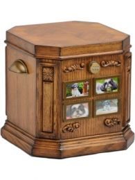 Cherished Memory Life Box/Urn 200 Cu In