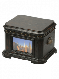 Freedom Memory Chest and Urn 200 Cu In