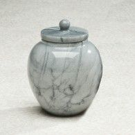 Grey Legacy Keepsake Marble Urn  6 Cu. in.