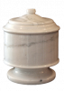 Lasting Tribute Urn Antique White 145 Cu In