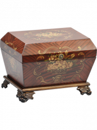 Prague Gift Memory Life Box/Urn 200 Cu In