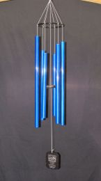 3SBL Small Himalayan Echo Blue Wind Chimes