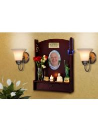 The Sacred Place Wall Mounted Urn