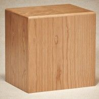 United Companion Cherry Wood Cremation Urn 400 Cubic Inches