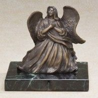 Upward Angel Keepsake Urn  4.5 cu. in.